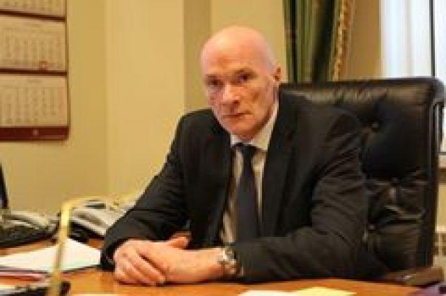Главным федеральным инспектором региона назначен Андрей Березовский
