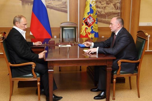 Дубровский лично отчитался перед Путиным за дзюдо и зарплаты металлургов