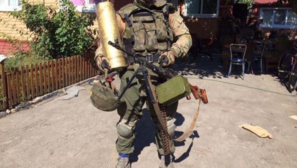 Бойцы батальона «Крым» сообщили о больших потерях во время выхода из окружения под Иловайском