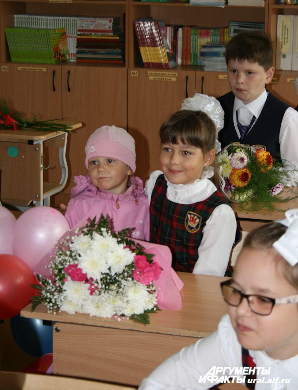 В гимназии №94 немало ученических династий. Судя по всему, традиция будет продолжаться и впредь.