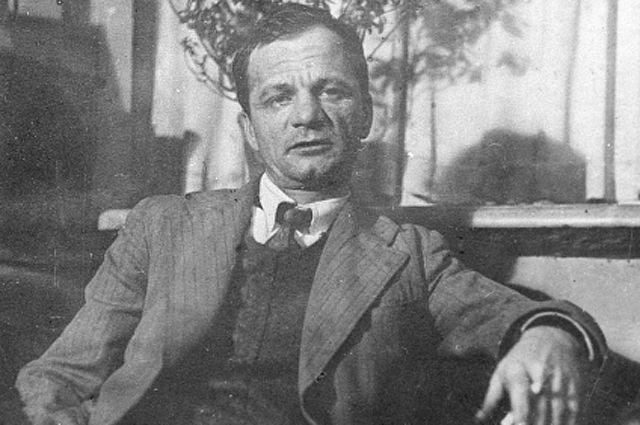 Андрей Платонов. 1948 год.