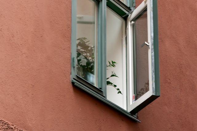 Раскрытое окно может стать дверью для ухода из жизни.