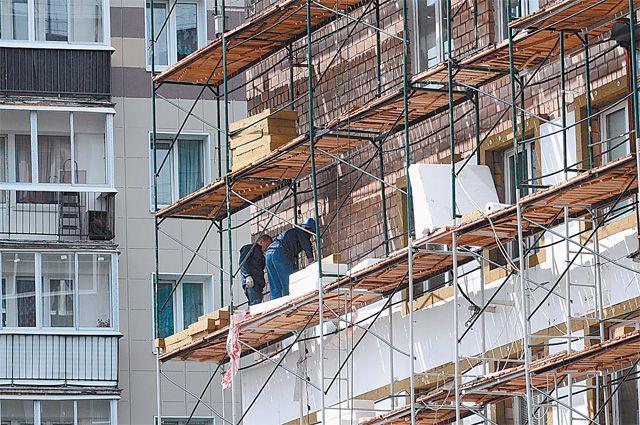 Вместо капремонта жители домов получили фикцию.