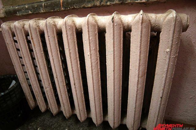 Батареи в Екатеринбурге потеплеют во второй декаде сентября