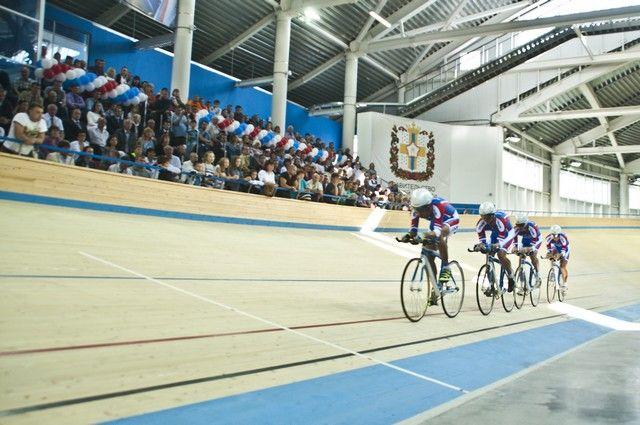 Велотрек в Омске должен стать центром подготовки спортсменов.