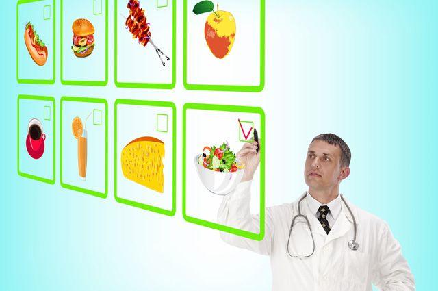 Диета при гастрите желудка меню