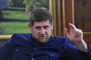 Кадыров попробовал себя в роли журналиста