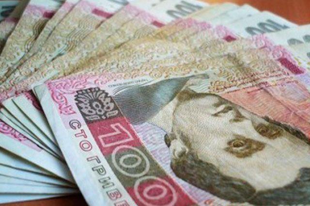 Купюры по 100 грн