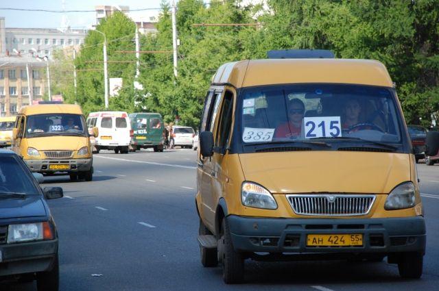 Скоро омичи узнают, насколько повысится стоимость проезда на маршрутках.