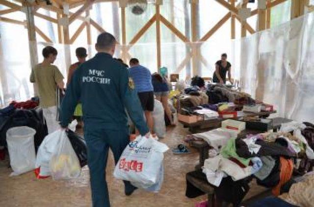 Средний Урал получит федеральные деньги на обустройство беженцев с Украины