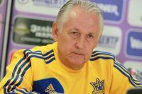 Михаил Фоменко, главный тренер сборной Украины по футболу
