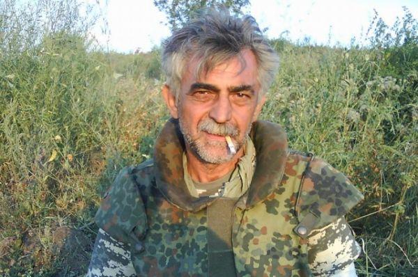 Украинский гранатометчик уничтожил два танки, БТРы и БРДМ боевиков