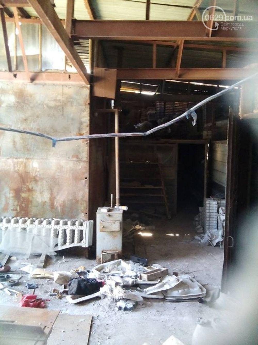 В Мариуполе строят приют для животных