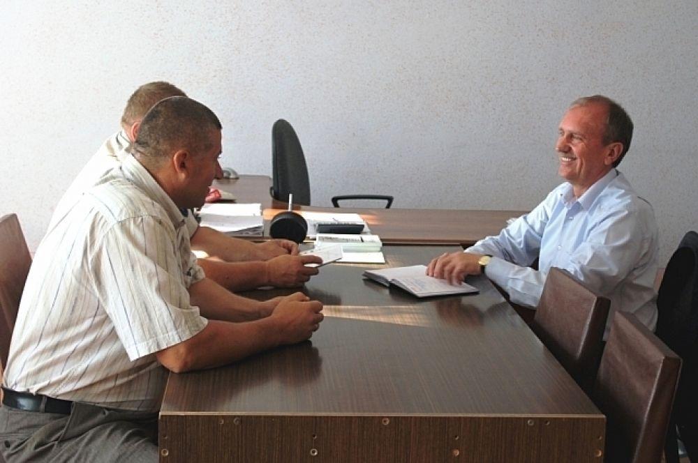 Глава Дмитриевского сельского поселения Черниговского района Валерий Трухно привел несколько цифр.