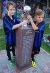 Футбольный сквер в Одессе