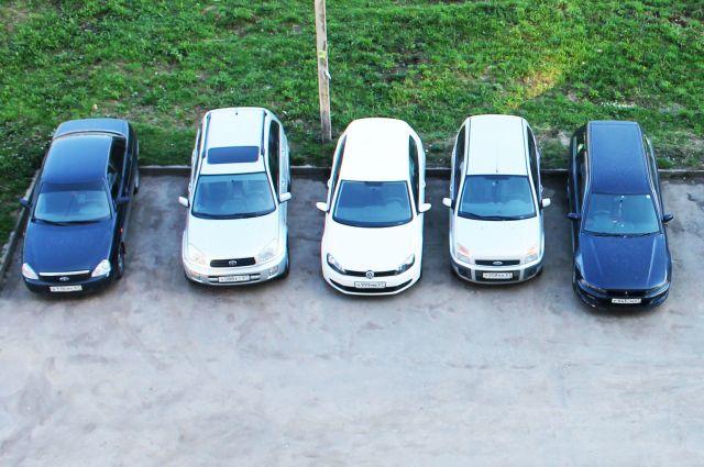 Автомобили не должны мешать людям.