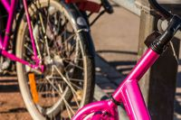 В Свердловском районе города похитили три велосипеда.