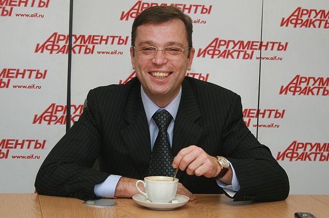 Никита Кричевский.