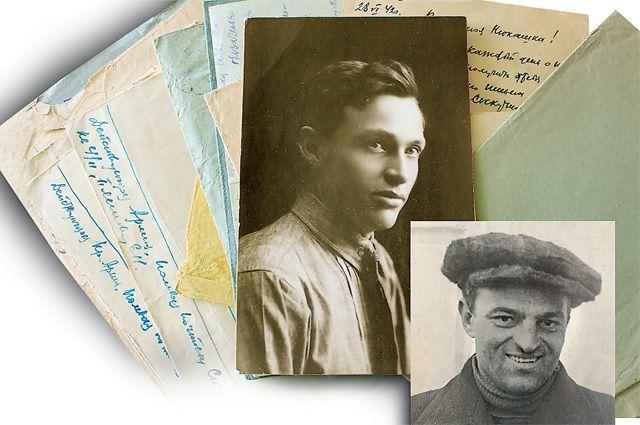 Евгений Блинов (слева) и Евдоким Реуцкий беспокоились не о себе, а о своих семьях.