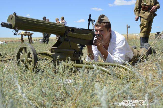 20 сентября в Челябинске пройдет реконструкция боев «Весна 1945»