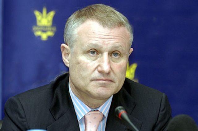 Григорий Суркис, вице-президент УЕФА