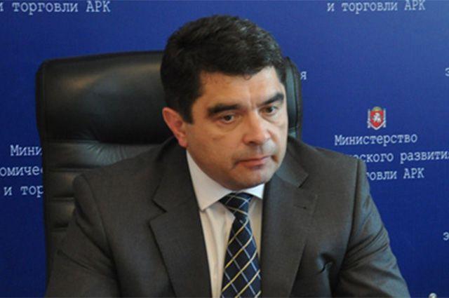 Анатолий Максюта, и.о. министра экономики Украины