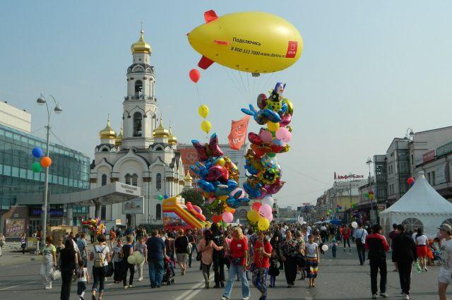 «Дом.ru» запустит в небо дирижабль на Дне города в Челябинске