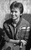 Третья русская женщина-космонавт и 26-ая по счету из побывавших в космосе – Елена Кондакова. Свой полет она совершила в 1994 году в составе экспедиции «Союз ТМ-20» и провела на станции «Мир» 5 месяцев. Свой второй полет – в 1997 году – она совершила на американском шаттле «Атлантис».