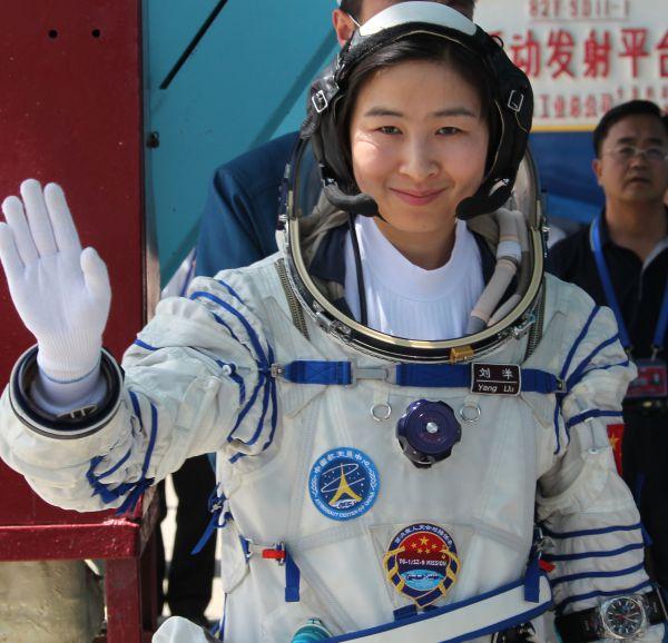 Лю Ян стала первой женщиной-космонавтом Китая. Свой первый полет выполнила в 2012 году на корабле «Шэньчжоу-9» в качестве оператора спускаемого модуля и ответственного за научную часть экспедиции.