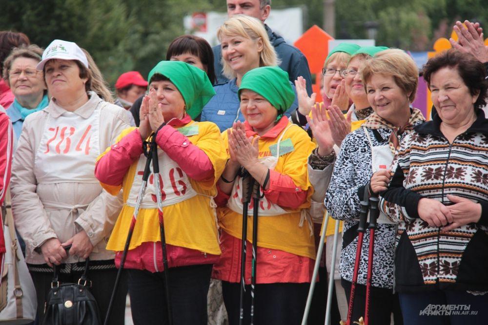 Финская ходьба - одна из методик оздоровления, которая применяется в центрах соцзащиты