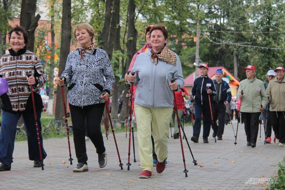 Больше всего поклонников финской ходьбы в Сормовском районе Нижнего Новгорода