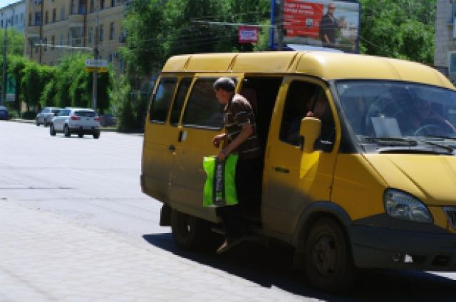 Смоленские маршрутки №42 и №48