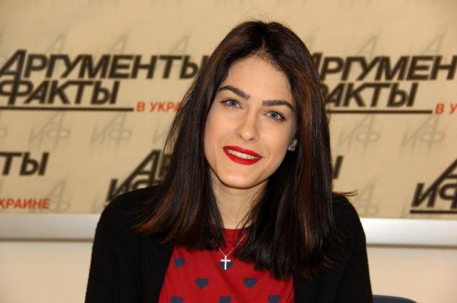 Маша Собко в гостях у АиФ.ua