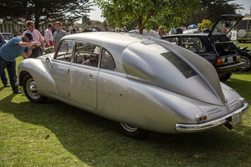 Выставка худших автомобилей мира