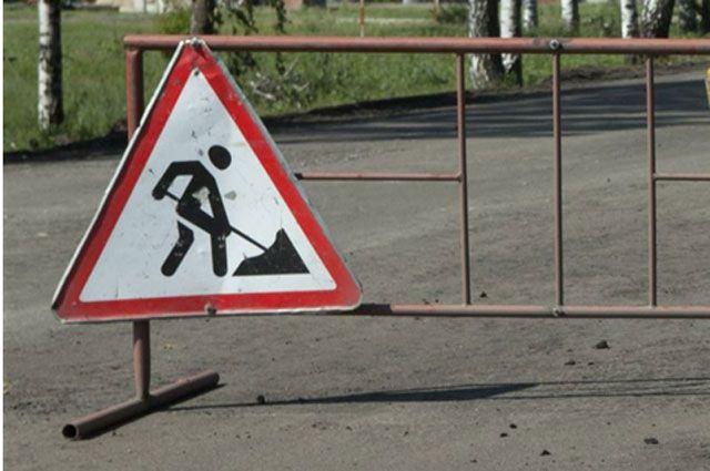 С 26 по 30 сентября движение транспорта по улице Байкальской закроют.