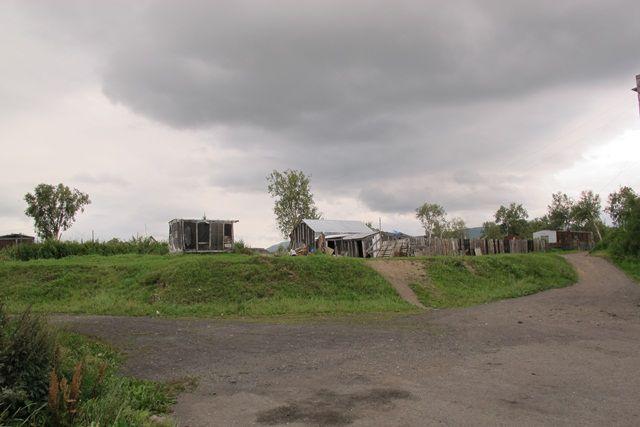 Заброшенные посёлки Камчатки.