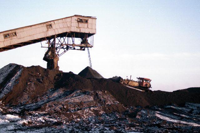 Уголь Ростовской области востребован в ближнем зарубежье