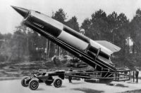 Немецкая ракета ФАУ-2