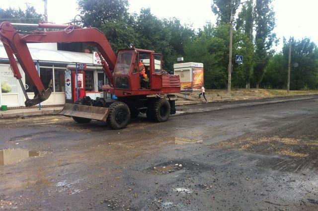 В Екатеринбурге улицу Куйбышева отремонтируют к 30 октября
