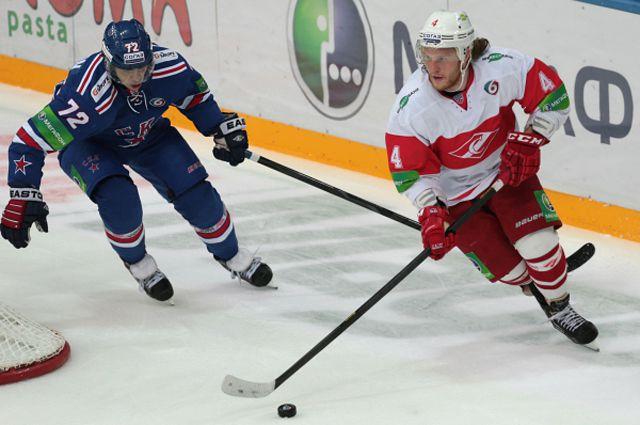 Андрей Сергеев.
