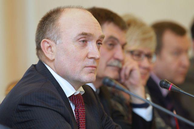 Борис Дубровский занял второе место в медиарейтинге среди губернаторов УрФО