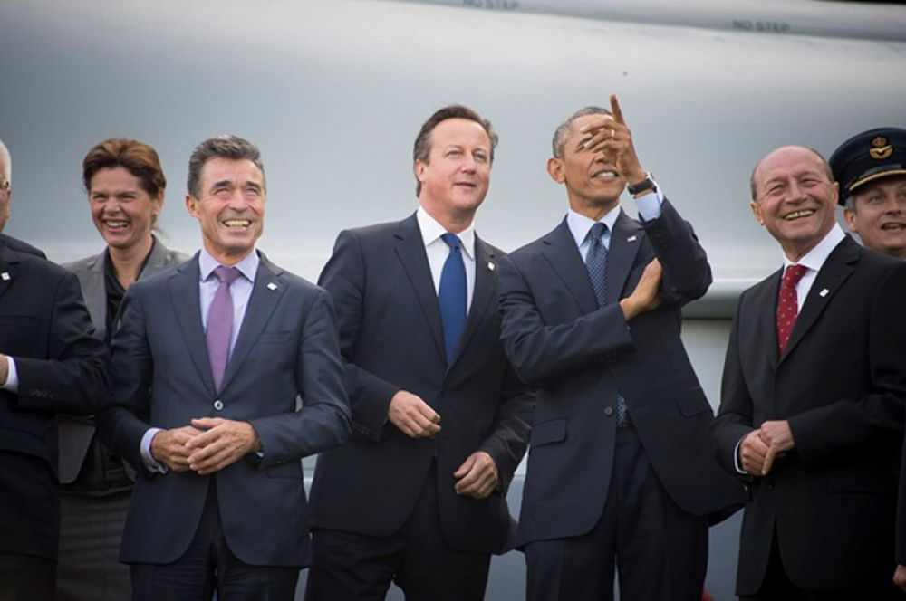 Саммит НАТО