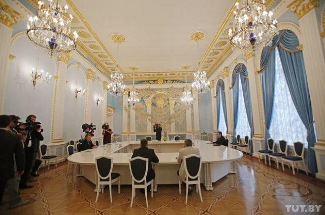 Встреча в Минске