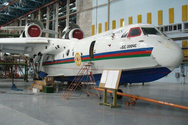 Самолеты-амфибии таганрогских авиаконструкторов