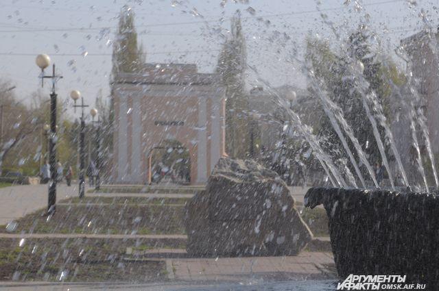 В Омске станет на один фонтан больше.