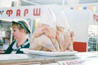 Мясо курицы в Омске подорожало почти на 12%.