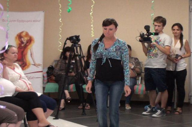 День красоты в роддоме Владивостока.