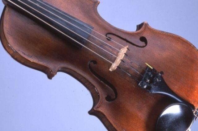 Старинная скрипка откроет новый сезон филармонии.