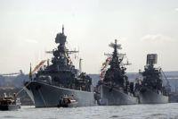 Морские военные учения