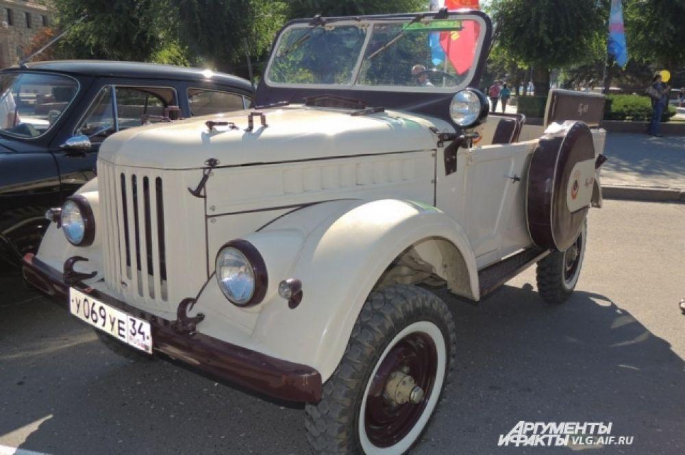 Легенда «Газ-69». Советский автомобиль повышенной проходимости, а в народе «Бобик».